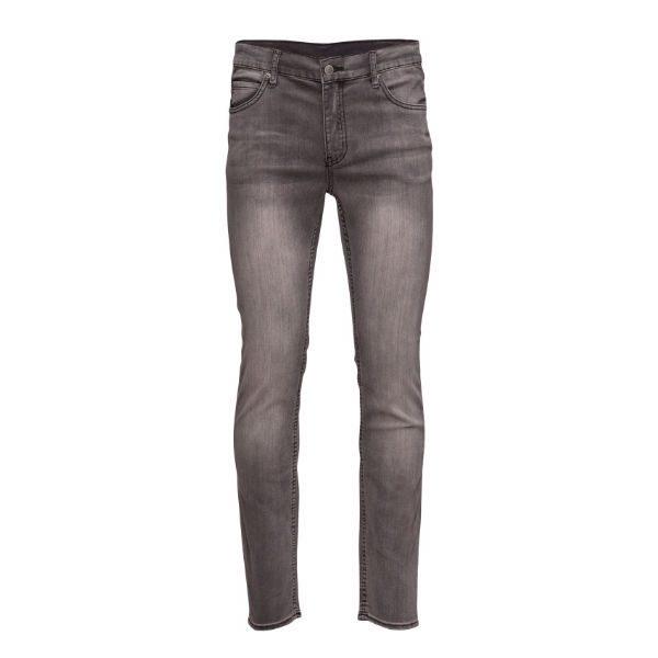 grå jeans cheap monday