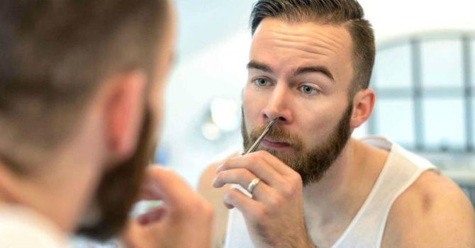 klippa näshår