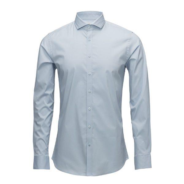 ljusblå skjorta herr vår 2018