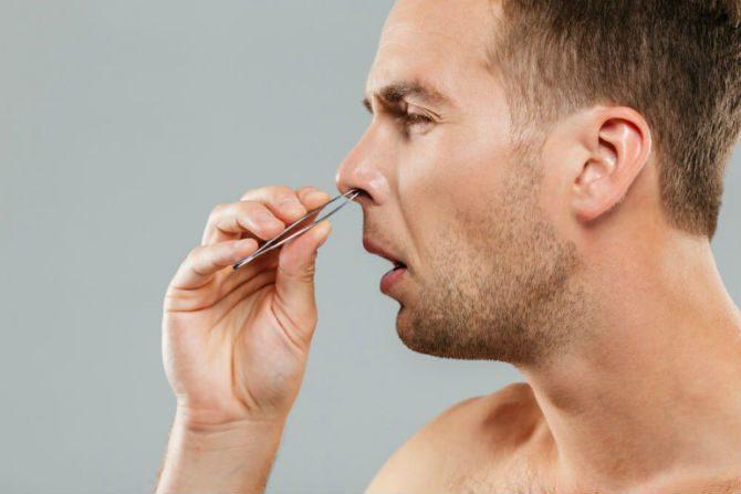 trimma näshår