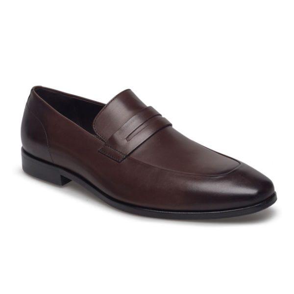 bruna loafers herr sommar 2018