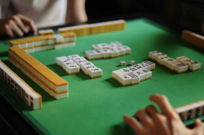 hur spelar man mahjong regler