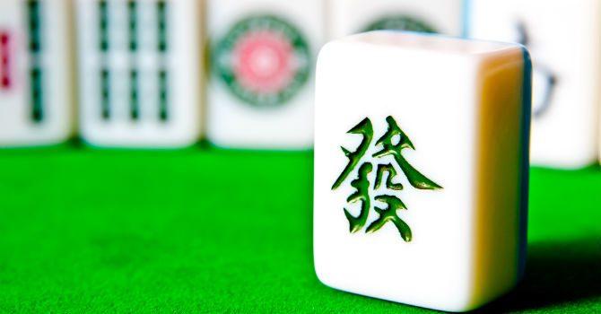 hur spelar man mahjong