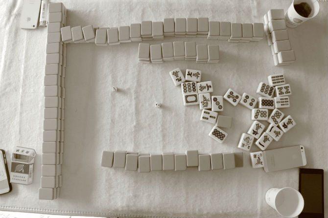 mahjong regler
