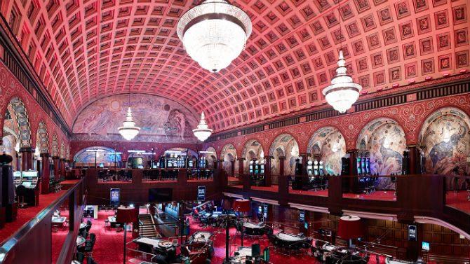 Casino Cosmopol I Stockholm lokal