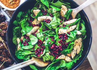 äta nyttigt ute på restaurang