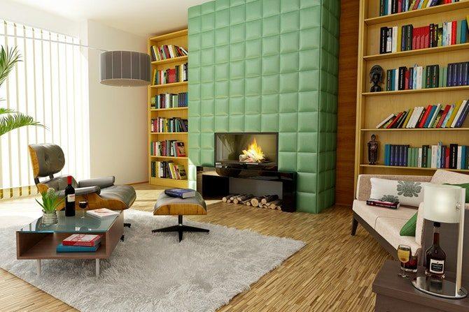 inredningstips vardagsrum matta