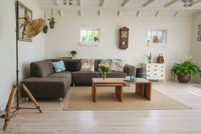inredningstips vardagsrum soffa