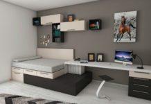 få ett rum att se större ut