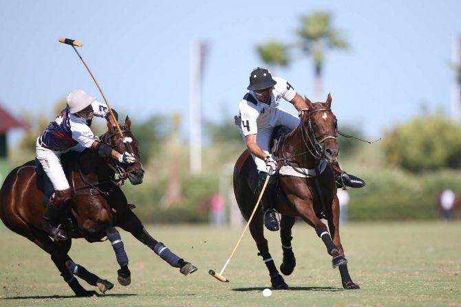 gentlemannasporter hästpolo