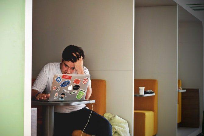 nackdelar med att starta eget stress