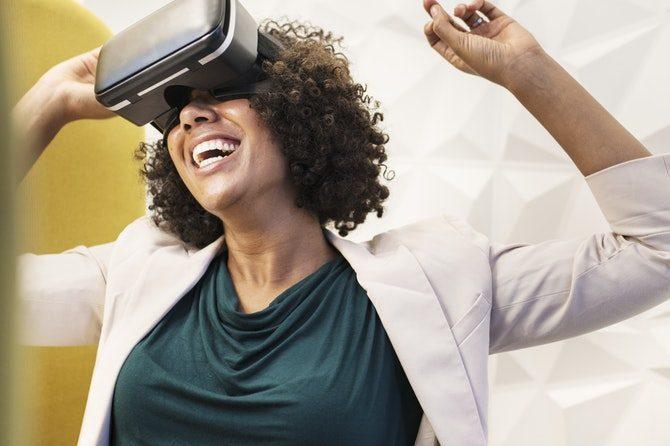 spelteknologier som förändrat VR