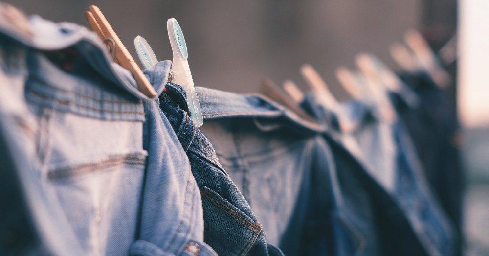 kläder luktar surt efter tvätt