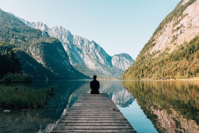 minska stressen egentid