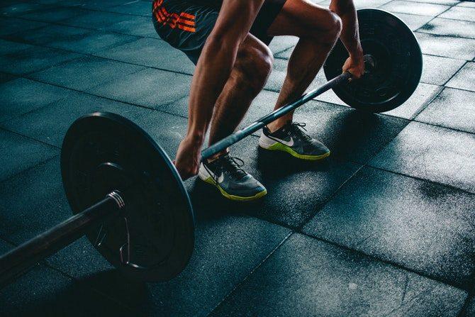 minska stressen träna