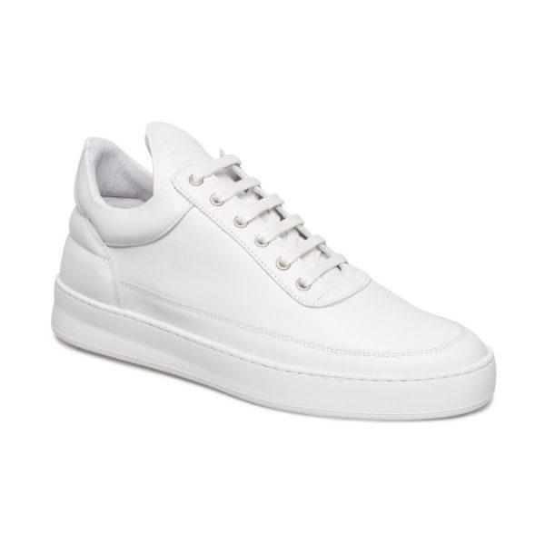 vita sneakers högt skaft höst 2018