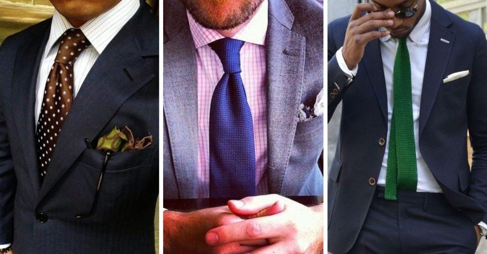 röd slips bröllop