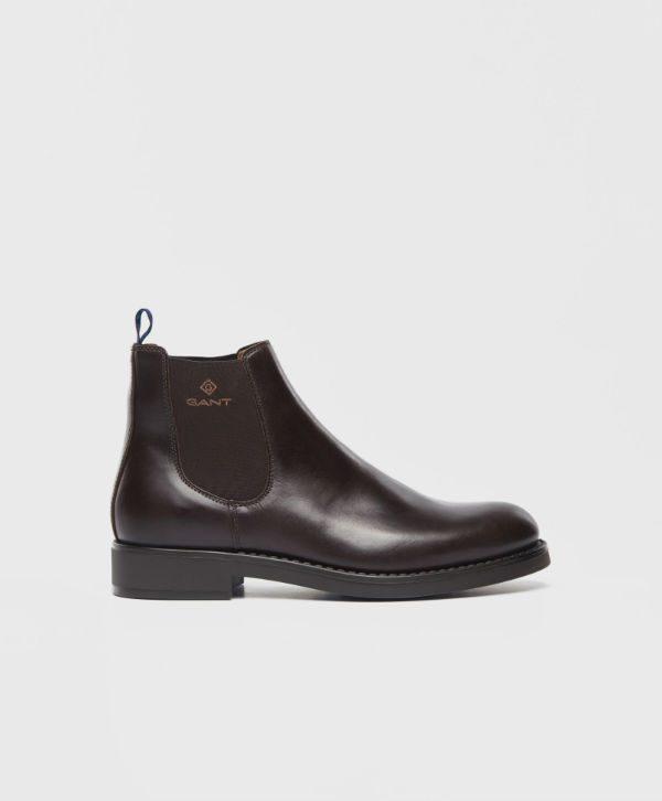 gant chelsea boots oscar leather herr 2018