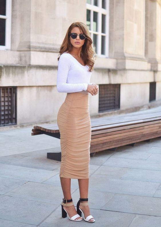 smart casual kvinna klädkod