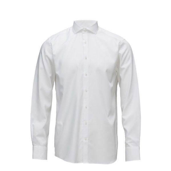 vit skjorta Bruun Stengade höst herr 2018