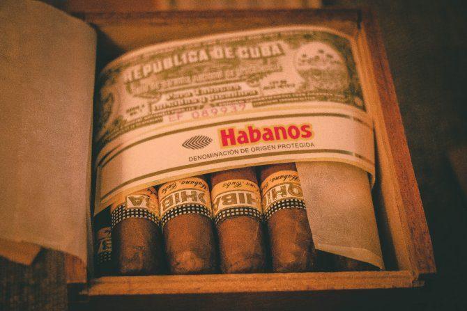 kubanska cigarrer