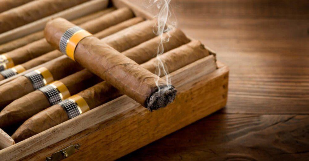 olika typer av cigarrer