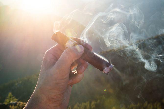 vad är en cigarr