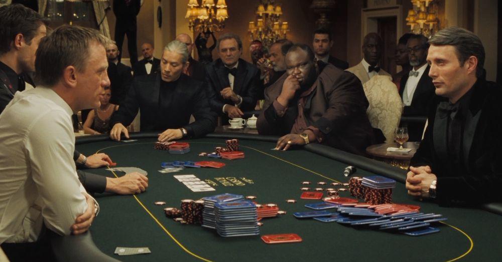 Casinoscener I Film