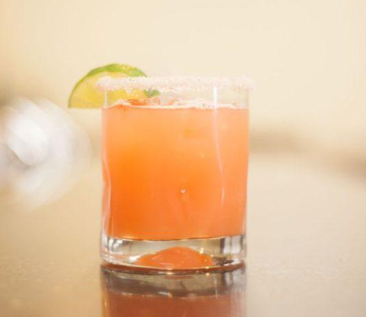 Paloma drink recept