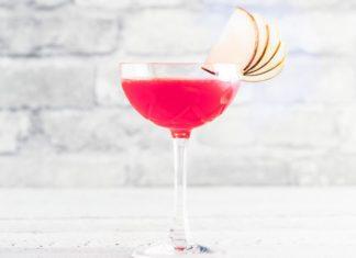 Calvados Jack Rose drink recept