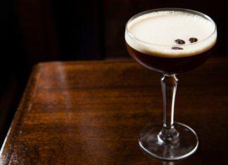 Espresso Martini drink recept