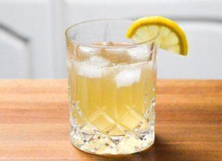 Gin buck drink recept