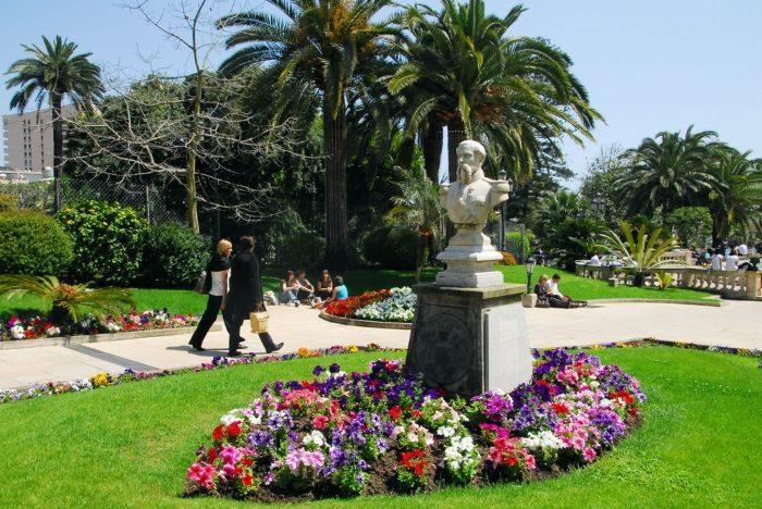 att göra i Monaco Jardin Exotique