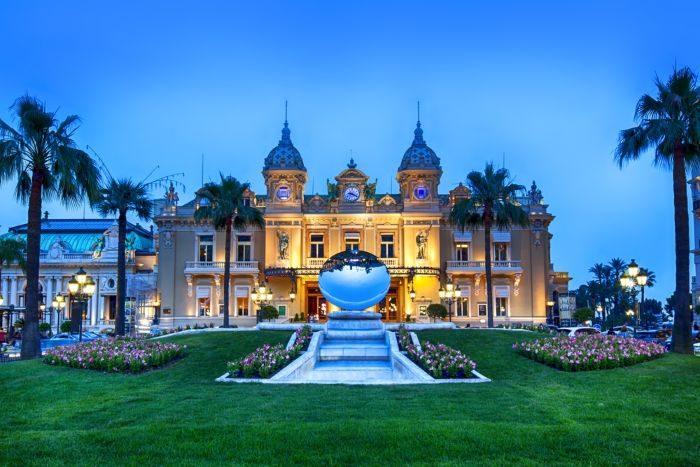 att göra i Monaco Monte Carlo Casino