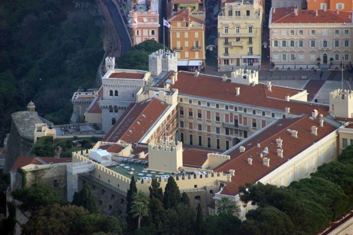 att göra i Monaco Palais du Prince