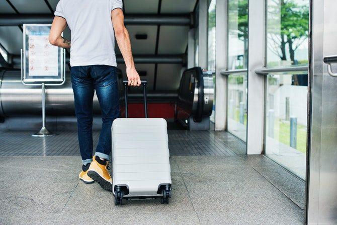 borttappat bagage vid flygning