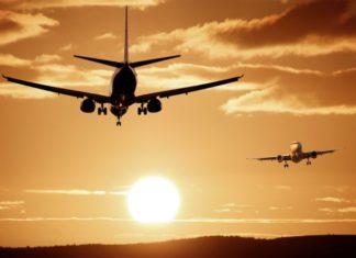 undvika vid lång flygning