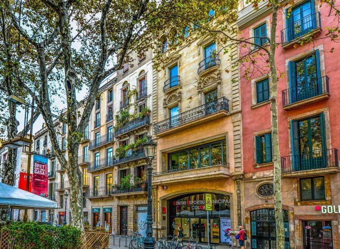 weekend i spanien barcelona