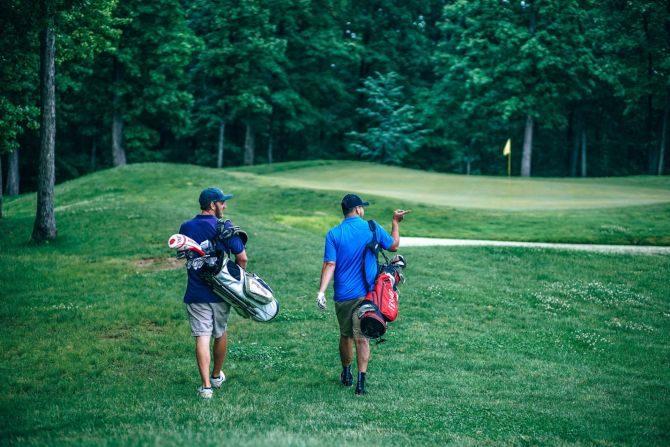 golf fakta