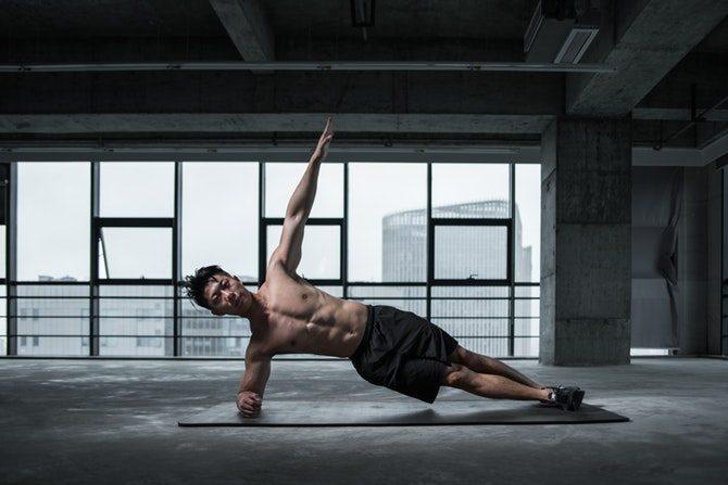 bygga muskler tips