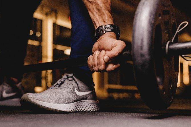 hur bygger man muskler