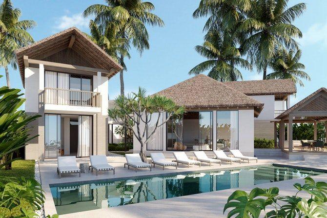 50 års present hyra villa