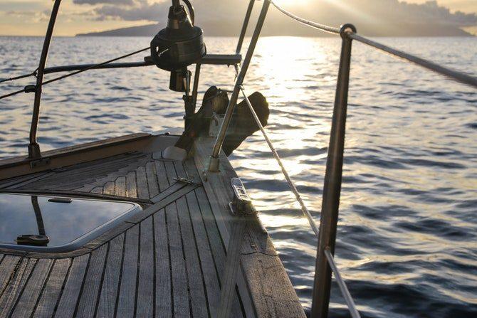 50 års present segla i kroatien