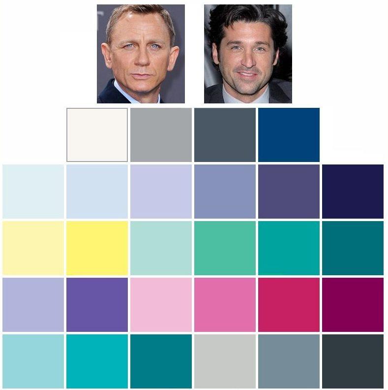 färganalys sommar färgkarta
