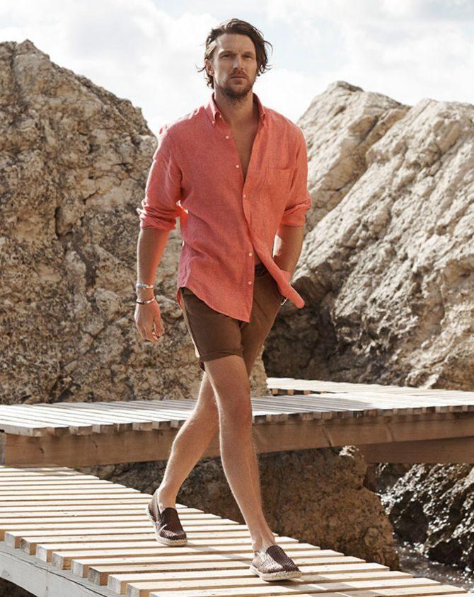 klä sig snyggt på stranden resorten