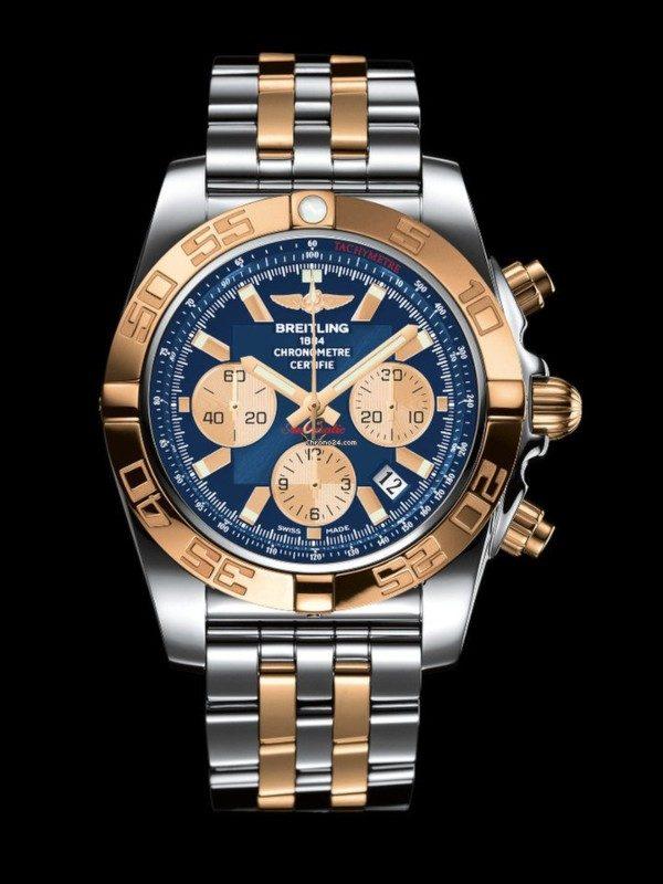 Breitling Chronomat klocka herr