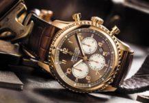 Välkända Breitling-klockor herr