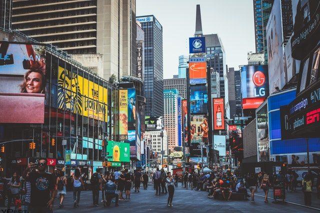 resor man måste göra new york