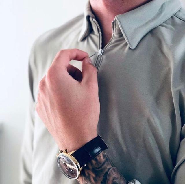 mockaskjorta stilguide