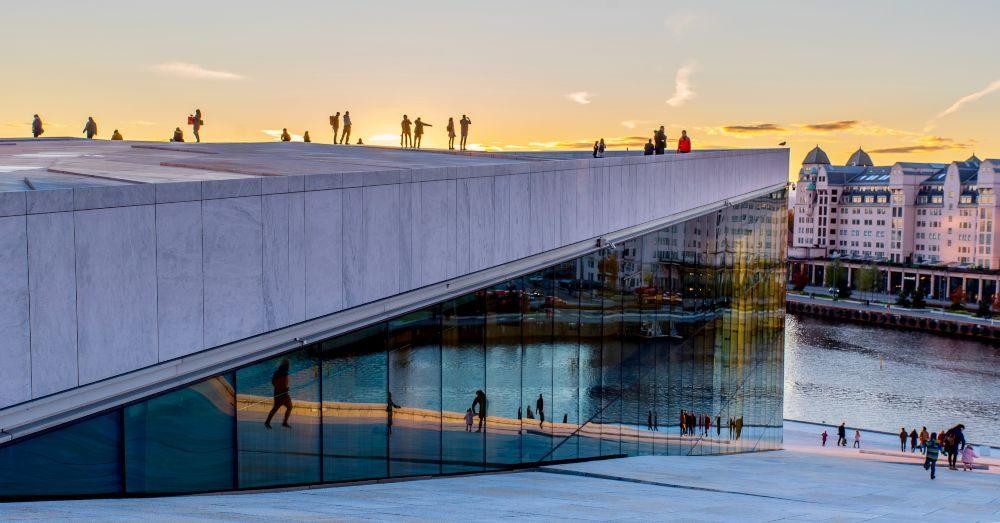 saker man måste göra i Oslo